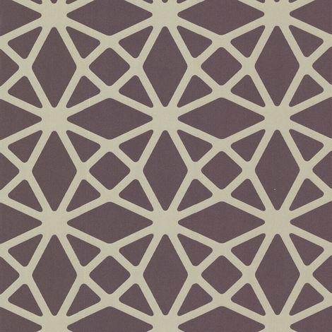 Fine Decor Wallpaper DL31245 Purple