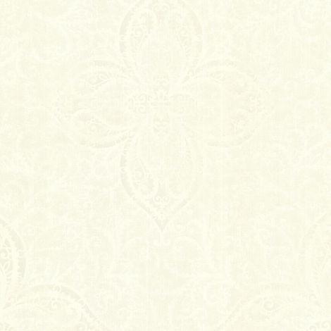 Fine Decor Wallpaper FD20741 White
