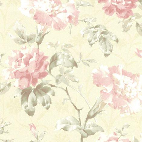Fine Decor Wallpaper FD21001 Cream