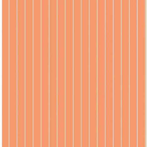 Fine Decor Wallpaper Orange Stripe DL30737
