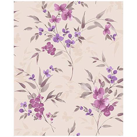 Fine Decor Wallpaper Sparkle Blossom FD41478