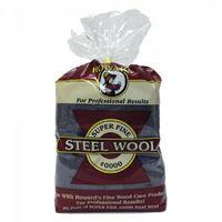 Fine Steel Wool (8 Pads) #0000