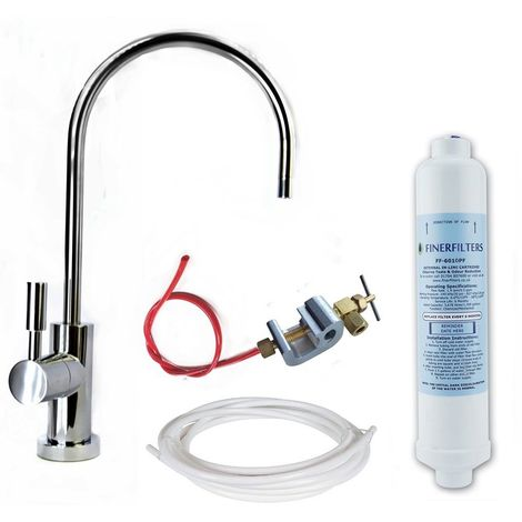 Finerfilters Classic Under-sink Water Filter Kit