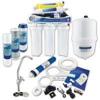 Finerfilters Domestic 6 Stage Reverse Osmosis Unit with Pump