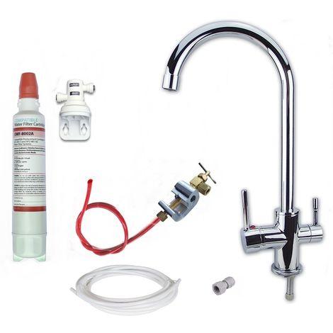 Finerfilters Premium Under-sink Water Filter Kit
