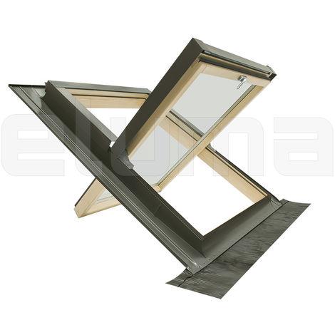 finestra per tetto termica con vetro antigrandine e