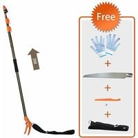 Finether Tree Pruner: Telescoping Long Reach from 1.4-3.1M