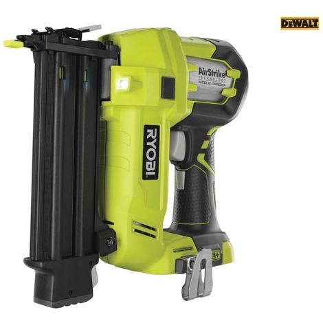 Finish Nailer RYOBI 18V OnePlus without battery and charger 0-R18N18G