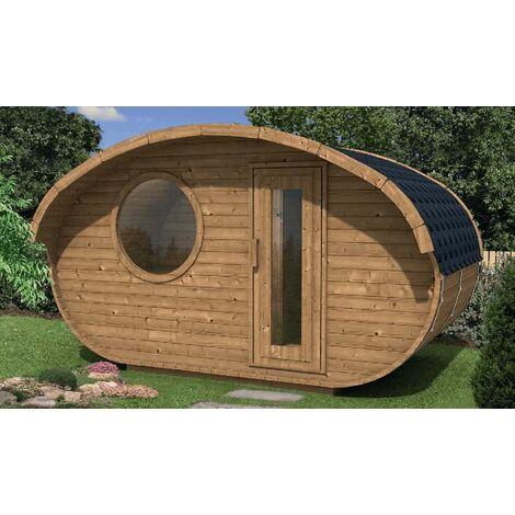FinnTherm Tiny Hobbit Sauna