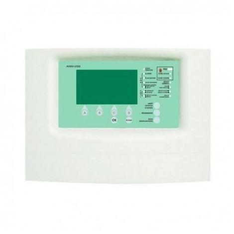 FINSECUR ECSRE014 - Betriebsbericht mit LCD - AVISO-LCD