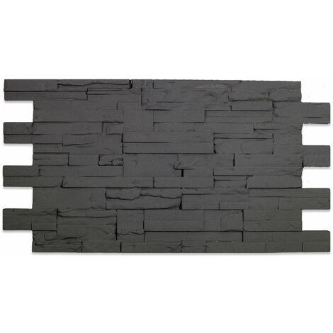 Finta Pietra Moderna In Polistirolo 110 cm X 56 cm resinato ARDESIA