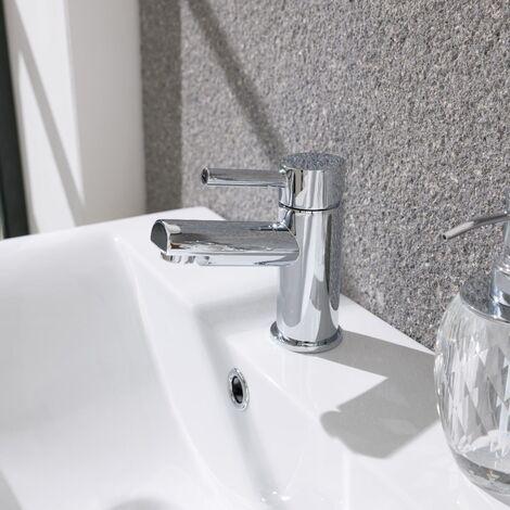 Fiona Modern Cloakroom Mono Basin Sink Mixer Tap