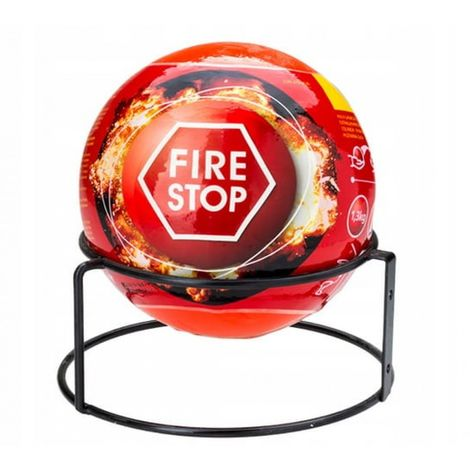 Fire ball car fire extinguisher 1.3 kg fire exting