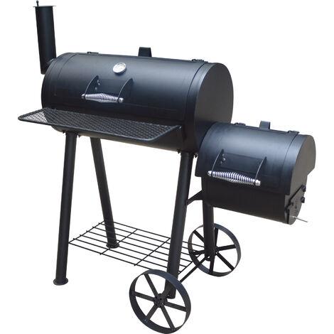 """Fire Beam Grill à charbon de bois pour fumeurs """"Edmonton"""