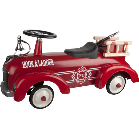 Fire Engine Speedster Ride On