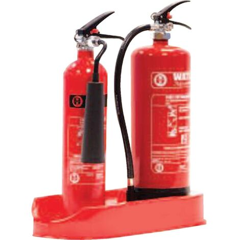 Fire Extinguisher Stands - Plastic