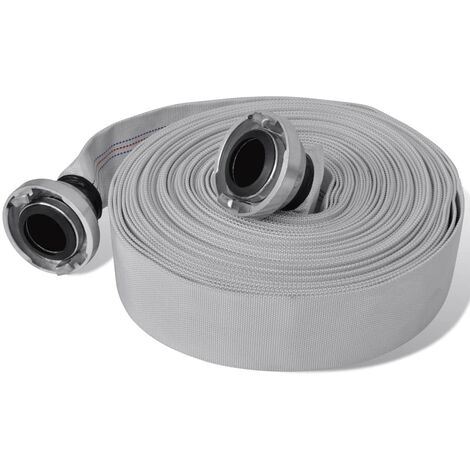 Fire Hose Flat Hose 30 m with C-Storz Couplings 2 Inch