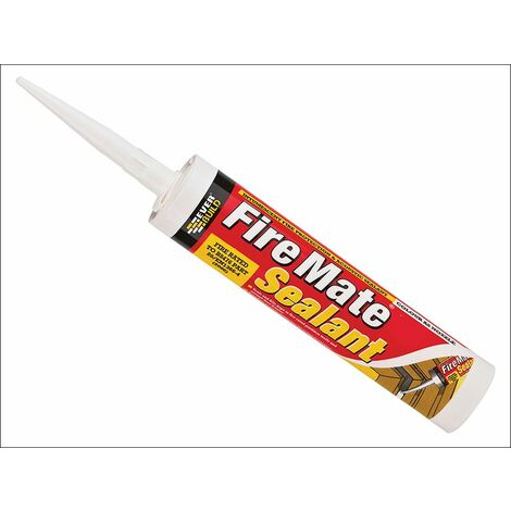 Fire Mate Intumescent Sealant White C3 (EVBFIRE)