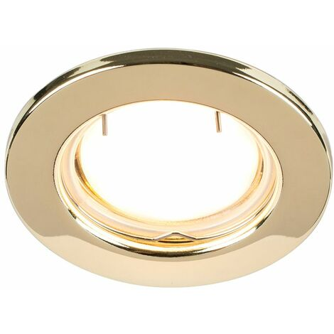 Fire Rated GU10 Recessed Ceiling Spotlight