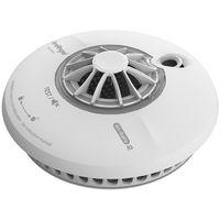FireAngel Thermistek Wireless Interlink Heat Alarm 10 Year Lithium Battery