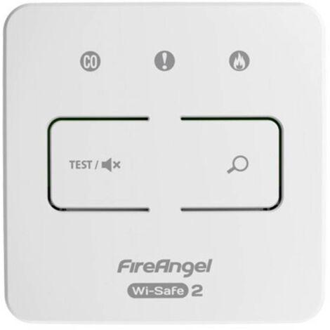 FireAngel WTSL-F-1EU Fernbedienung inkl. 10 Jahres-Batterie, vernetzbar batteriebetrieben X823181