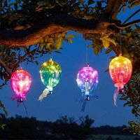 Firefly Balloon Light Smart Garden Batteries Included