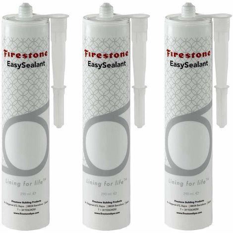Firestone - EasySealant Unterwasserkleber 3er Set