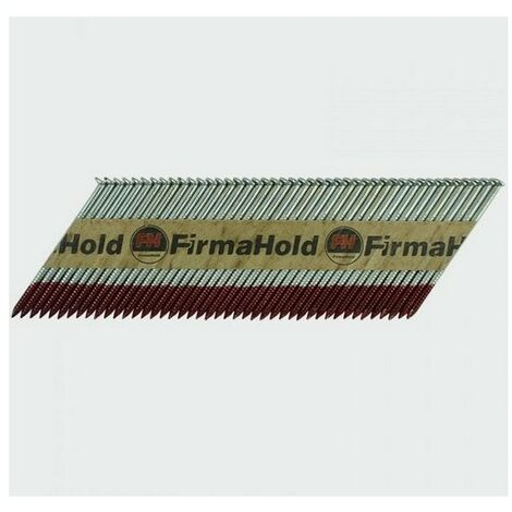 Firmahold CPLT75G FirmaHold Nails and Gas Ringed Shank FirmaGalv+ 3.1 x 75/2CFC Box of 2,200