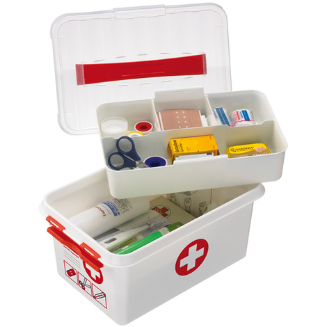 First Aid Storage Box - 6 Ltr