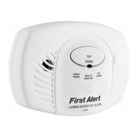 First Alert 2107735 2107735 Carbon Monoxide Alarm - AA Batteries