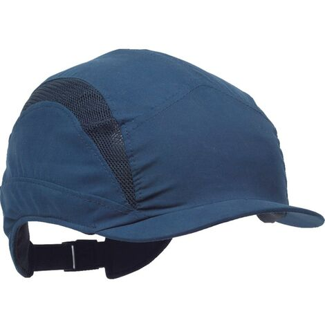 First Base 3 Classic Micropeak Bump Caps