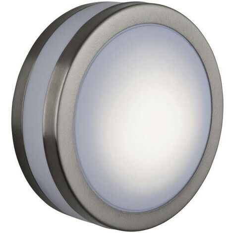 Firstlight Low - 1 Light Low Energy Bulkhead Stainless Steel IP44