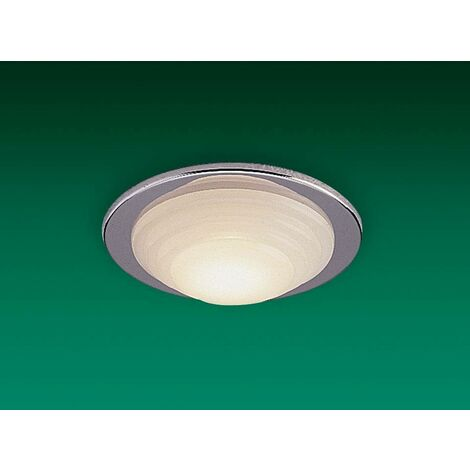 Firstlight Low - 1 Light Low Voltage Bathroom Ceiling Downlight Chrome