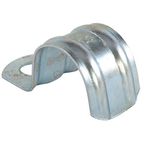 Fischer 060151 Abrazadera metálica plana de conducto BSM-20 / 50C (Envase 50 uds)