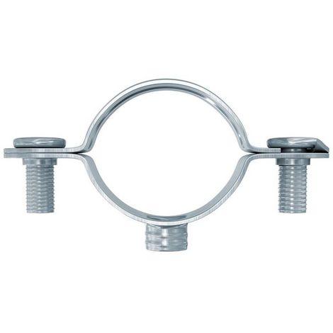 Fischer 060191 Abrazadera metalica tuberías espaciadora AM 20 / 50C (Envase 50 uds)