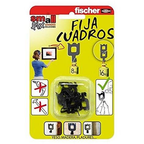 Fischer 520581 Expositor pared fijacuadros