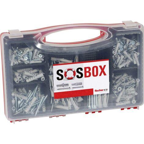Fischer 533629 SOSBOX S + FU + vis Contenu 1 pc(s)