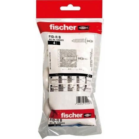 fischer Cheville isolante FID-R B (4 unités)
