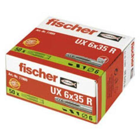 Fischer Cheville universelle UX/UX-R Plastique UX