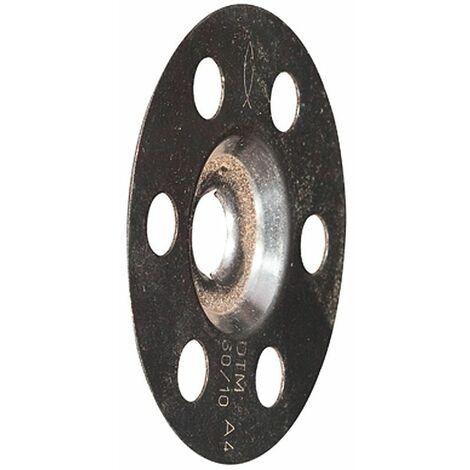 Fischer Disques de serrage pour isolants DTM 60/10 A4, 100 pce - 088805