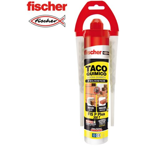 fischer - Fijaciones químicas