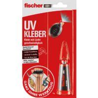 fischer GOW UV Kleber, 4g, transparent