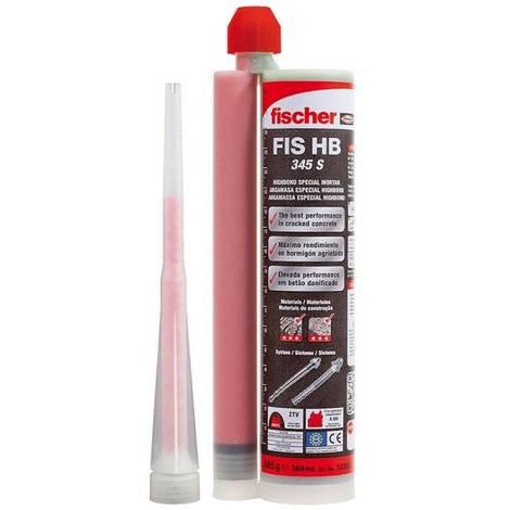 fischer Highbond-Spezialmörtel FIS HB 345 S