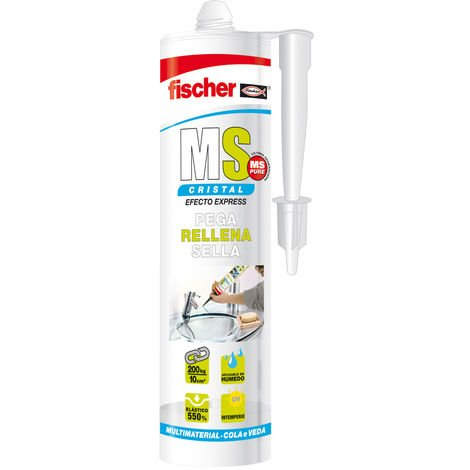 fischer - MS- Sellantes/Adhesivos
