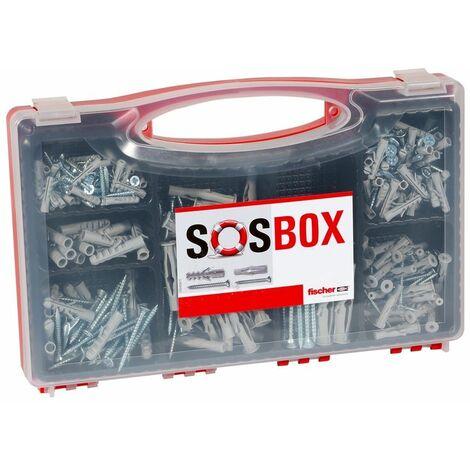 Fischer SOSBOX Cheville S + FU + Vis - 533629