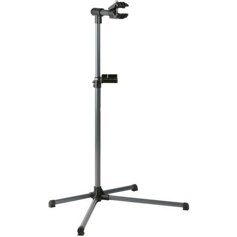 FISCHER Support de montage pour vélo - Fischer 85507 - hauteur 105 à 143 cm - charge maximale 30 kg