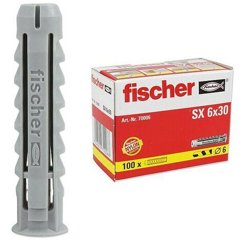 Fischer SX Dübel - Nylon grau