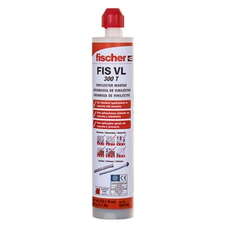 FISCHER VINYLESTER INJECTION RESIN 300ML