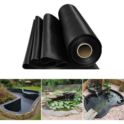 Fish Pond Liner Garden Landscaping Pool Membrane Anti-Seepage Waterproof Liner