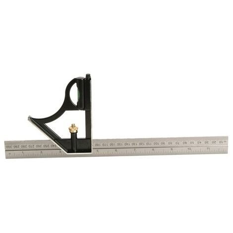 Fisher Combination Square 300mm (12in)